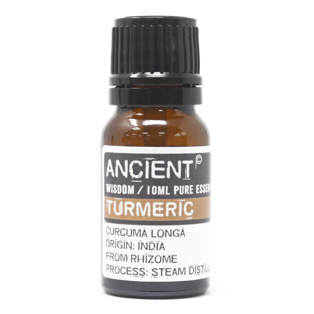 Turmeric Organic Essential Oil - 10ml