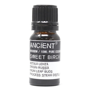White Birch Organic Essential Oil