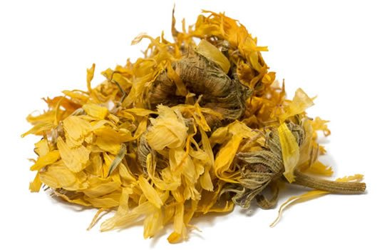 Calendula Flowers - Traditional Herbal Blend - 100% Organic /Skin healing/Digestion/Detox
