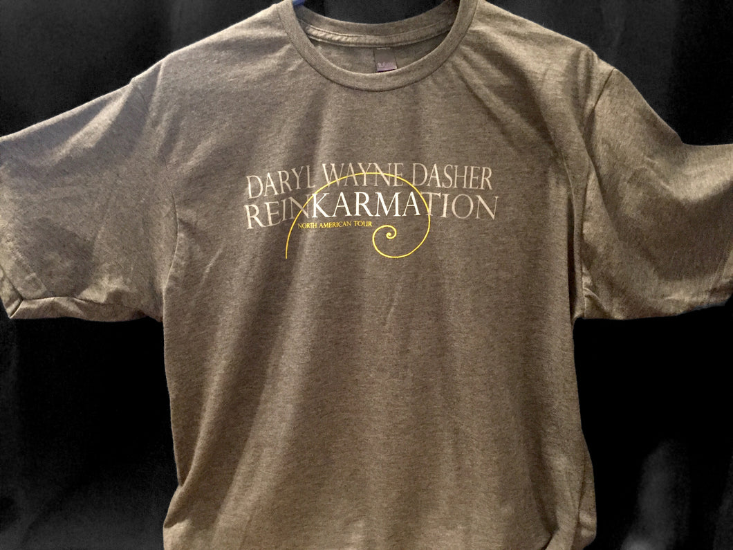 Official Reinkarmation North American Tour T-Shirt (SUPER SOFT!)