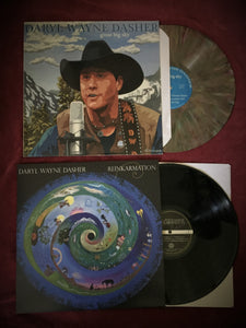 Double LP Pack! Reinkarmation AND Great Big Sky Limited Edition Vinyl LPs!