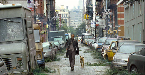 i am legend, new york, new york city