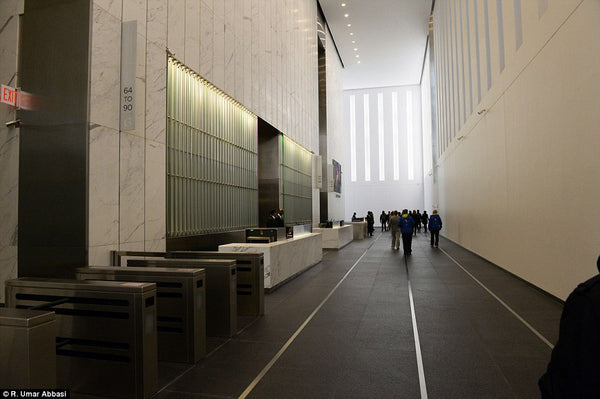 After 13 Years Freedom Tower Opens Its Doors