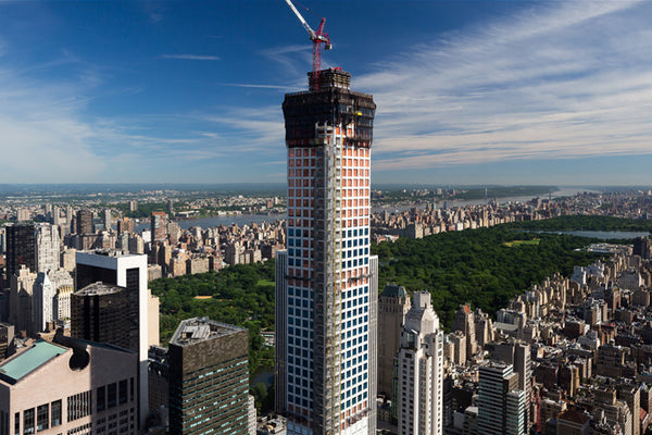 432 Park Ave Tallest Residential Building In Western