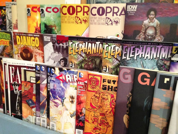 comics in brooklyn