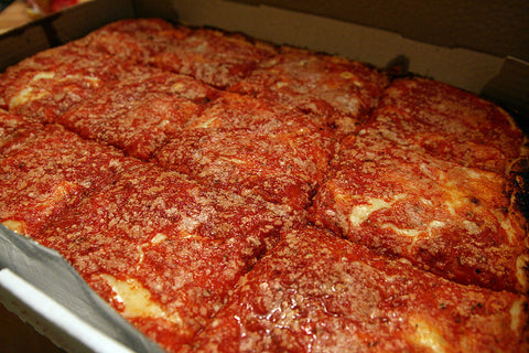 Unusual Looking For The Real Ny Pizza With Outstanding Lb Spumoni Gardens  Th St New York Ny  With Cool Rhs Garden Shop Also Landscape Gardeners Warrington In Addition Miniature Garden Plants Uk And Madison Square Garden Schedule As Well As Floralands Garden Centre Additionally Herbs For The Garden From Thenewyorknightlifecom With   Outstanding Looking For The Real Ny Pizza With Cool Lb Spumoni Gardens  Th St New York Ny  And Unusual Rhs Garden Shop Also Landscape Gardeners Warrington In Addition Miniature Garden Plants Uk From Thenewyorknightlifecom