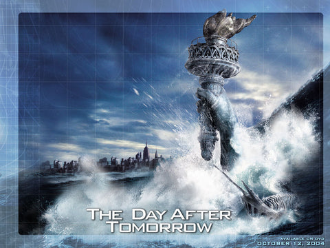 the day after tomorrow, movie, new york