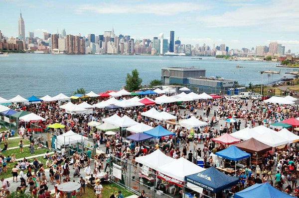 Foodfestival Smorgasburg New York