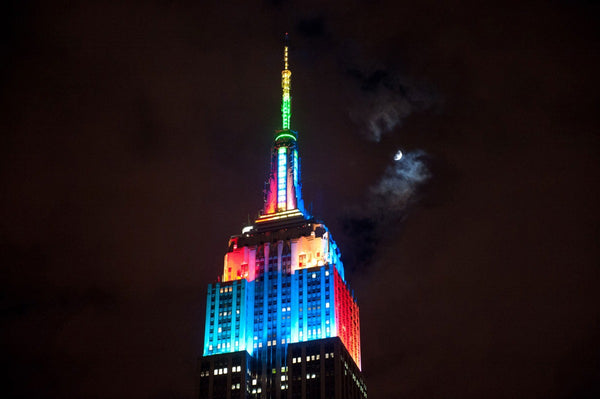 empire state building, helloween