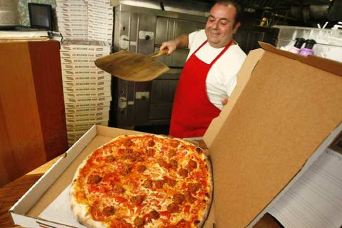 pizza, new york, kitchen