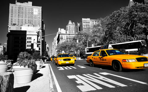 nyc, taxi, cab, yellow