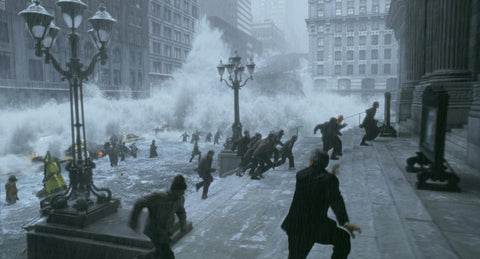 the day after tomorrow, new york, nyc, movie
