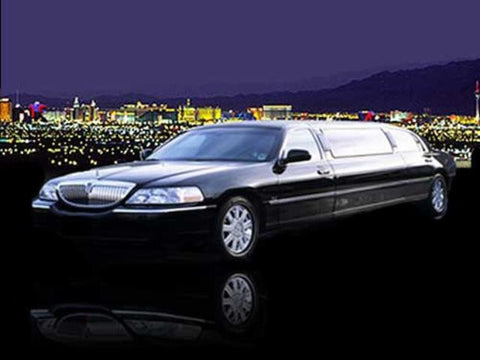PRIVATE STRETCH-LIMO AIRPORT TRANSFER