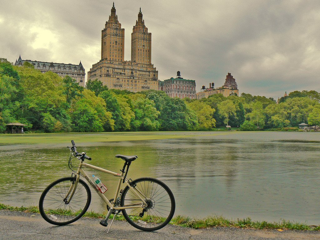 RENTAL – Three hours of bicycle in Central Park