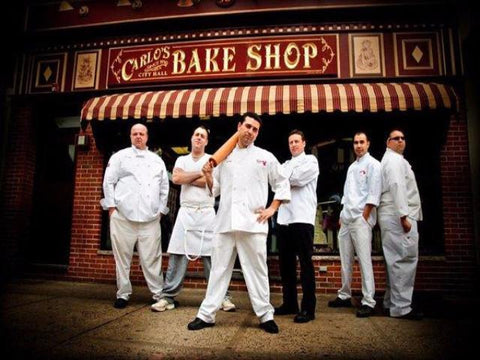TOUR – The Cake boss and New Jersey