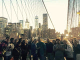 TOUR - Brooklyn Bridge at Sunset (Dumbo and Seaport Village)
