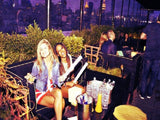 DELUXE ROOFTOP LOUNGE EXPERIENCE