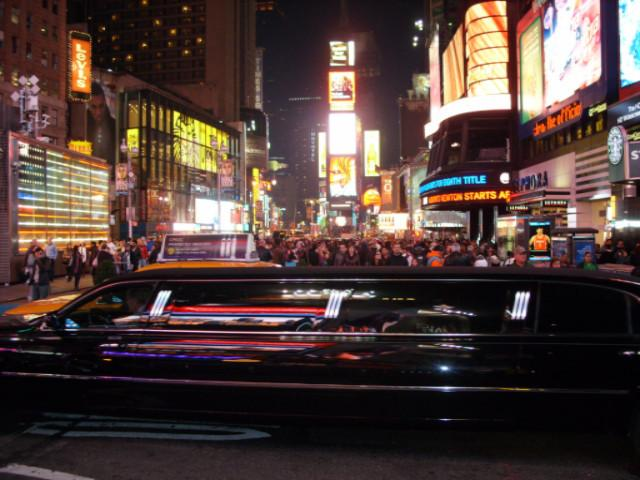 Limousine - Bday Party in NY