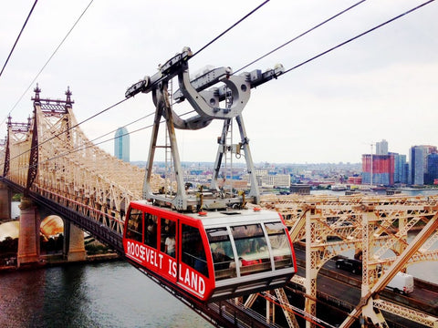 TOUR - Queens and Roosevelt Island