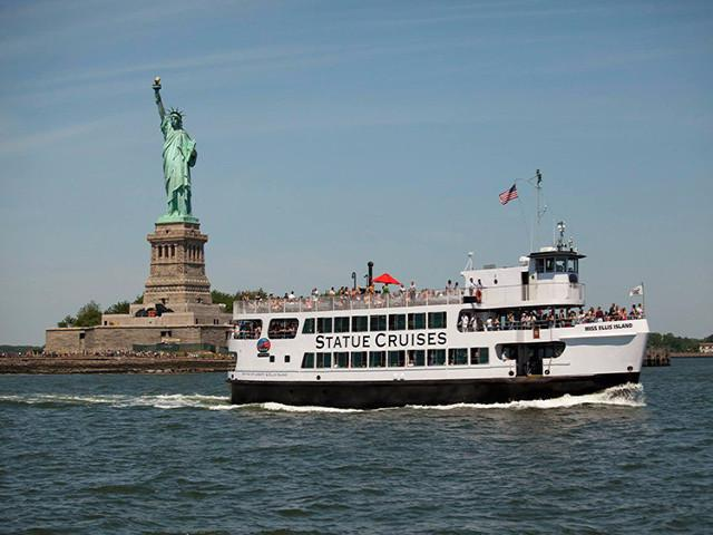 TICKETS – Statue of Liberty and Ellis Island
