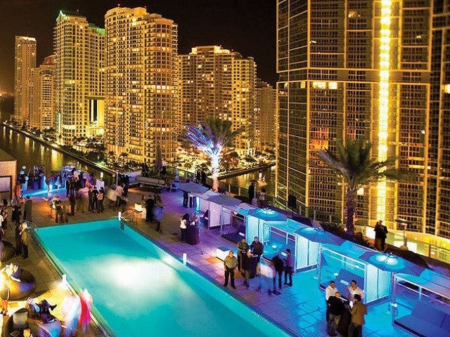 MIAMI ROOFTOP BAR EXPERIENCE