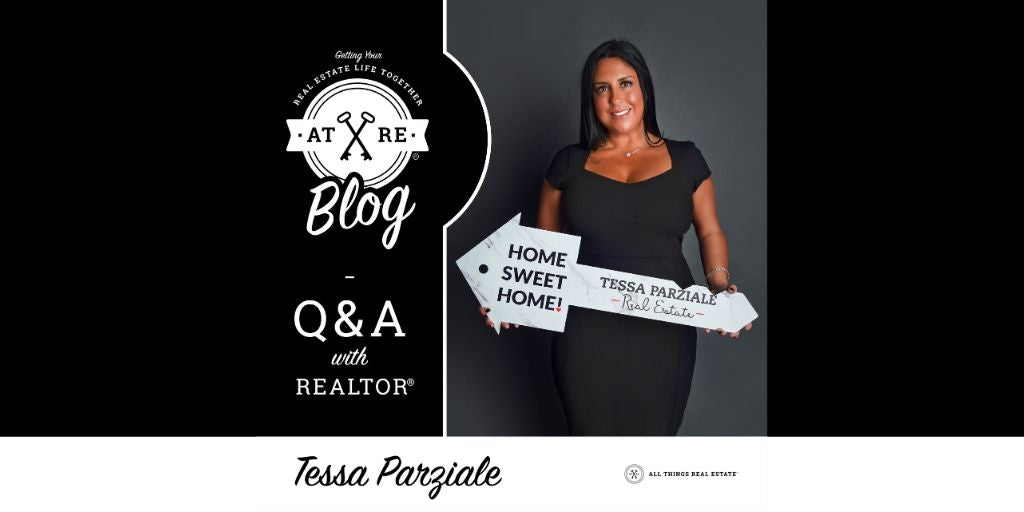 Getting Your Real Estate Life Together: Q&A with Tessa Parziale