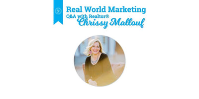 Real World Marketing: Q&A with Chrissy Mallouf