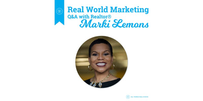 Real World Marketing: Q&A with Marki Lemons