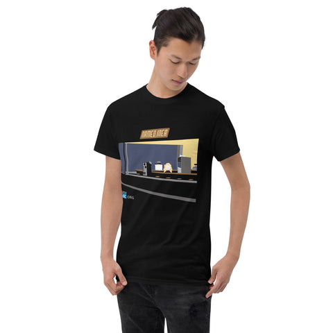 """Nighthawks"" T-Shirt"