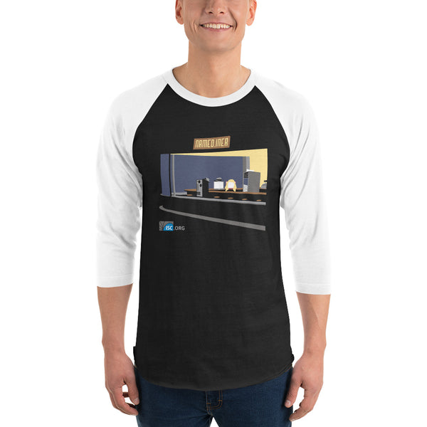 """Nighthawks"" Baseball Shirt"