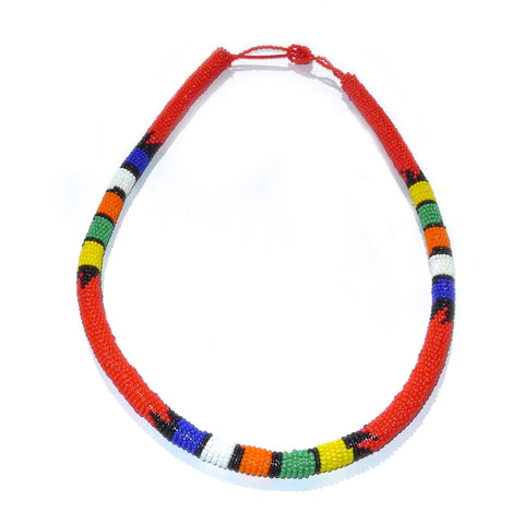 AFRICAN CONVERTIBLE NECKLACE HEADBAND!