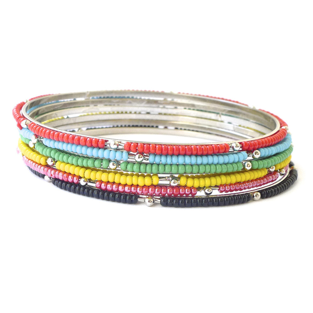 RASTA BANGLE SET