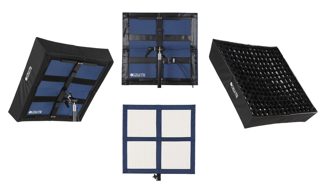LiteCloth LC-160 - 2x2 Foldable LED Light Mat