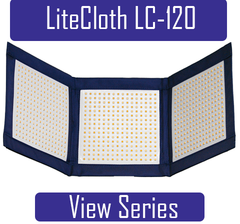 LiteCloth LC-120, 1x2 LED Light Mat