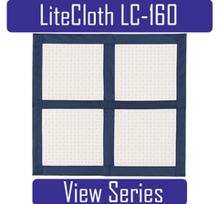 LiteCloth LC-160 2x2 LED Light Mat.