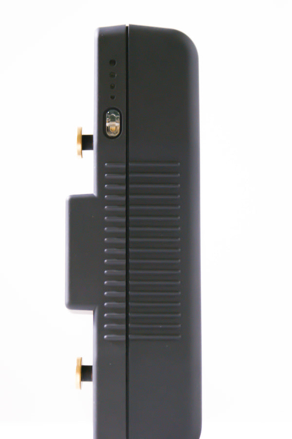 130Wh Rugged Series Li-Ion Slim Battery Pack. Gold Mount / V-Mount