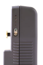 The Mini - 95Wh Rugged Series Li-Ion Battery Pack. Gold Mount / V-Mount