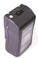190 Rugged Series Li-Ion Battery Pack. Gold Mount / V-Mount