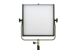 Intellytech Socanland 50CTD - Bi-Color, 1x1 LED Light Panel. Metal Frame w/ diffusion