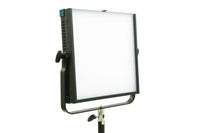 2,304 LED's - Intellytech Socanland NovaCTD - Digital, Bi-Color, 1x1 LED Light Panel with diffusion