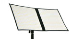 "FL-80 AIRLIGHT KIT- Flexible, Foldable LED Light Mat. 10""x20"" Panel, Bi-Color with Full Kit (Socanland)"
