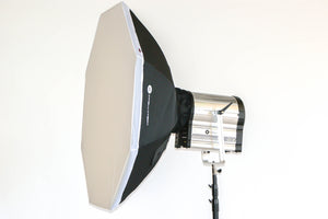 F-300 & F-485 Softbox for LED Frensels. Light Cannon Series