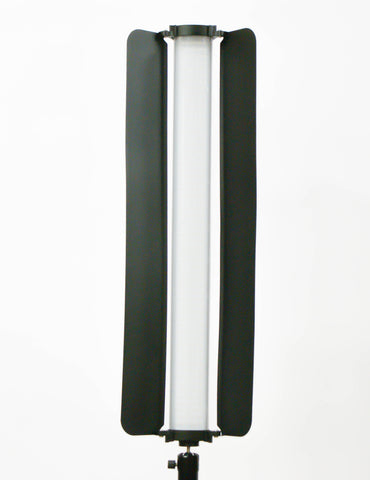 "Light Stix 24"" W/ Barn-Doors - 1 Unit Kit"