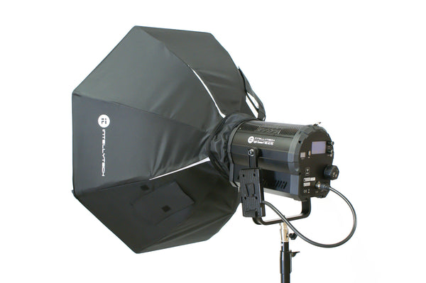 "Light Cannon - F-165 Bi-Color AC/DC - Battery & AC Power High Output 165W LED 5"" Fresnel - W/ Wifi"