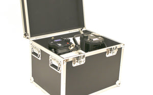 IT-AC165 - Aluminum Crushproof Case for 2 x F-165 Light Cannons