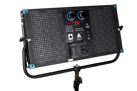 Socanland D-100CTD Nova-Wide W/DMX - 1'X2', 100W, Bi-Color LED Light Panel