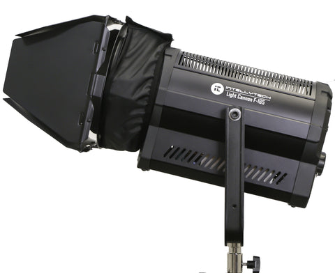 "Light Cannon - F-165 Bi-Color - Portable, High Output 165W LED 5"" Fresnel - W/ DMX"