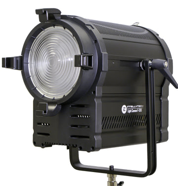 "Light Cannon - F-300 5500K - High Output 300W LED 7"" Fresnel - W / DMX"