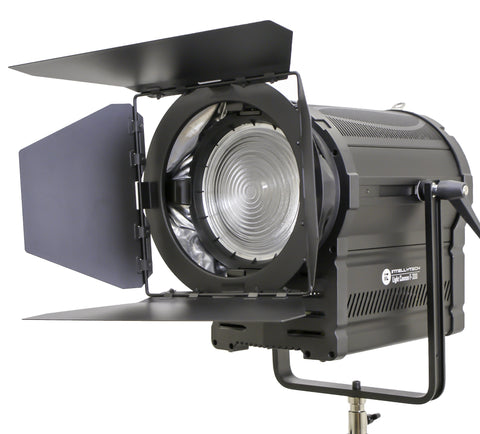 "Light Cannon F-300 5500k - High Output 300W LED 7"" Fresnel - W/ Wifi"