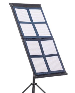 F2-LC LiteCloth 2 Light Frame for LED Light Mat. 2x4 and 2x3 LED Mat